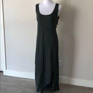 Volcom Autumn Spice Jersey Maxi Dress